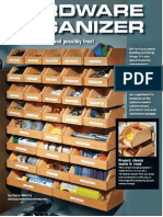 Hardware Organizer Handyman