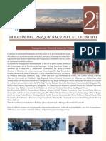 Boletín del Parque Nacional El Leoncito n.2-2010