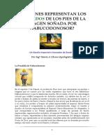 A QUIÉNES REPRESENTAN LOS DIEZ DEDOS DE LOS PIES DE LA IMAGEN SOÑADA POR NABUCODONOSOR--- ¡SORPRÉ.doc