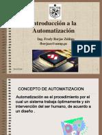 introduccion automatizacion