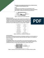 Control Predictivo No Lineal de Un Horno Rotatorio Para La Produccion de Carbon Activado Mediante Anfis