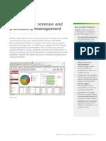 DS QlikView for Revenue and Profitability Management En