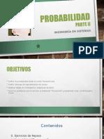 Clase 6 - Probabilidad Parte 2