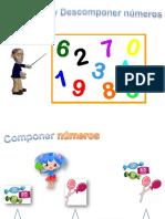Componer y Descomponer Números. Ppt