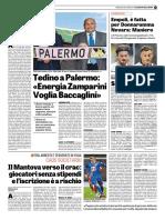 La Gazzetta dello Sport 28-06-2017 - Serie B