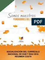 1. PCI Socialización Costa Marzo 2017