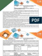 Guía de Actividades y Rúbrica de Evaluación Final Por POA Paso 4- Unidad 1 y 2