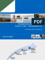Evaluacion Modelo Geometalurgico CdA Febrero 2013