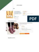 Plan de negocios sobre calcetas