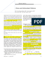 8. Oxidative Stress and Antioxidant Defense-1