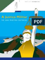 Revista do Superior Tribunal Militar - informativo da Justiça Militar da União - N° 09 - outubro de 2012