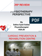 CRP REVIEW by Physio.30913ppt
