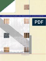 Architecture in Precast Concrete Lowres