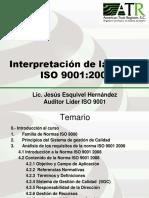 Presentación Int. de La Norma