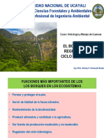 El Bosque Como Regulador Del Ciclo Hidrológico (1) (1)