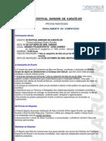 Regulamento to de Baurueri