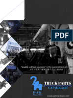 TRUCK PARTS CATALOG_Qingdao Pafic Hardware Co., Ltd (English Simple Version) 2017