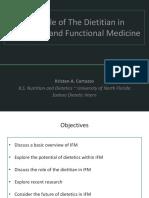 kristenc prp pptx  dietetics in ifm  1  pptx