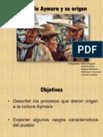 Origen de La Cultura Aymara.