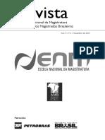 Revista Da Escola Nacional Da Magistratura - Nº 06 (Novembro de 2012)