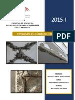 Patologías Del Concreto_erosión