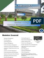 Medical College Management Software Presentation