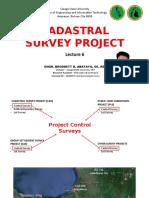 Cadastral and Public Land Survey by Engr. Broddett B. Abatayo, GE, REA