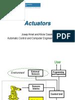 Pneumatic Hydraulic Actuators