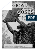 William A. Oribello - The Sealed Magical Book of Moses.pdf