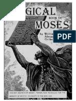 William A. Oribello - The Sealed Magical Book of Moses.pdf