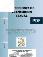 Infecciones de Transmision Sexual 2017
