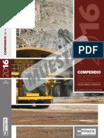 Compendio de La Mineria Chilena 2016 - Muestra Cmch-2016