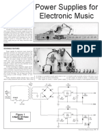 January 1998 Thomas Henry - Power Supplies for Electronic Music.pdf