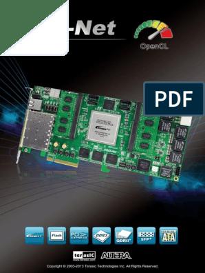 DE5NET_OpenCL pdf   Installation (Computer Programs