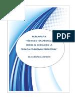 TECNICAS TERAPEUTICAS DESDE EL MODELO DE LA TCC.docx
