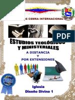 03- La Iglesia Diseño Divino i