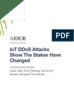 For Iot Ddos Attacks
