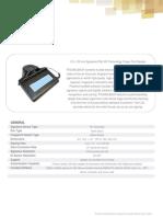 Redsys Biometric Signature Pad RT2464LBKSP