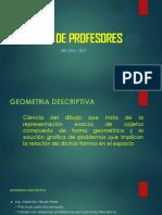 Perfil de Profesores Fia