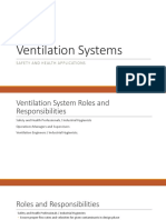 Ventilation Systems SH