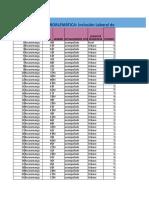 Base de datos Inferencia Estadística