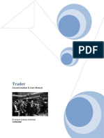 Trader Documentation and User Manual