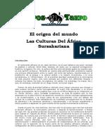 El Origen Del Mundo 2 _ Cosmogonia de Culturas Del Africa Sursahariana