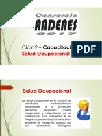2. Capacitaciones Salud Ocupacional