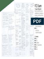 FCE WritingPart Scope Artifacts