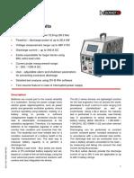 DV Power BLU Series Datasheet