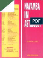 C.S. Patel - Navamsa in Astrology