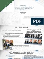 MIPT History