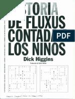 Historia de Fluxus Contada a Los Ninos