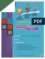 248593793 Proceso Construtivo de Cimentacion y Placas Modificado Part Jhimy Docx